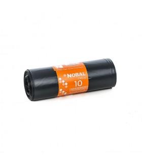 Rollo Comunidad 10 Usos 85x105 Negro NOBAL DELUXE G/200 con banderola - Unidad V