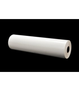 Papel blanco de 62 cm. Bobina de 8 kg.