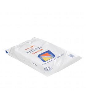 1 kilo de Bolsas de plástico Transparente 22x30 cm.