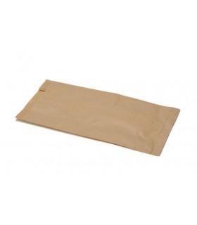 Bolsas de papel kraft 2 Kg. 18+7x33 cm. Caja de 1.000 uds.
