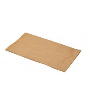 Bolsas de papel kraft 3 Kg. 23+11x39 cm. Caja de 1.000 uds.