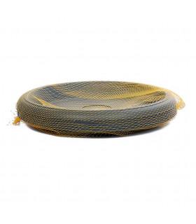 Platos para macetas redondas de 50 cm. de diámetro. Antracita. 6 platos