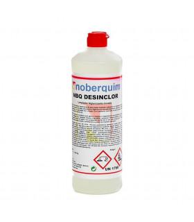 Gel limpiador Higienizante Clorado NBQ Desinclor 1 L -  Botella 1 L