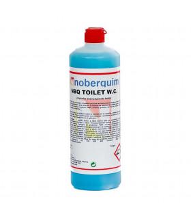 Limpiador Desincrustante Baños NBQ Toilet  W.C. 1 L -  Botella 1 L
