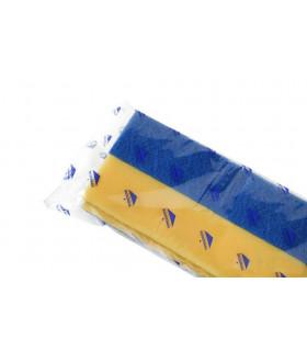 Estropajo salvauñas azul 15x7x4,6 cm - Paquete 4 uds
