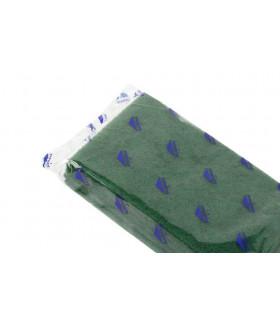 Estropajos fibras verdes 22x15x0,75 cm - Paquete 5 uds