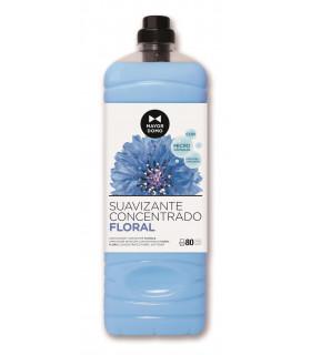 Suavizante Ropa Concentrado Floral 2 L - Botella 2 L