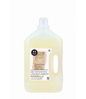Detergente Liquido Marsella 3 L - Botella 3 L