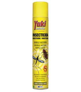 Insecticida Spray Doble Accion 1.000 cc -  Bote 1.000 cc