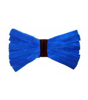 Fregona industrial microfibra tiras azul 250 grs - 1 ud