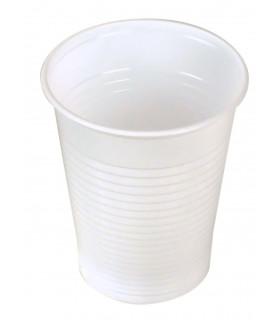 Vaso 200 cc  Blanco - Paq 50 uds