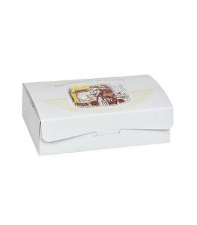 Cajas para pastas 1/2 kg. de 19,5x13,5x5,3. Paquete de 50 uds.