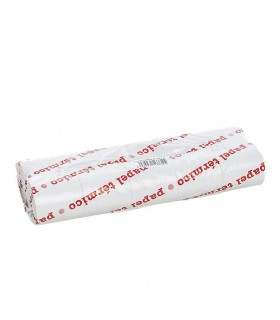 Rollos de papel térmico para caja registradora de 60x55 cm. Paquete de 10 rollos.