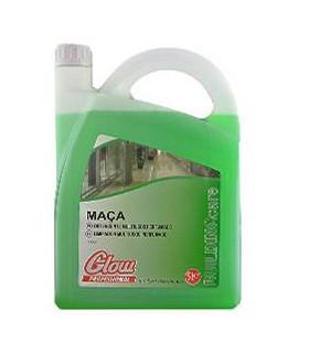 Limpiador Multiusos Perfumado Manzana 5L Glow - Garrafa 5L