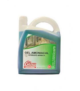 Detergente Amoniacal WC 5L Glow - Garrafa 5L