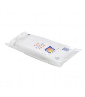 1 kilo de Bolsas de plástico Transparente 13x25 cm.