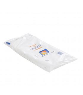 1 kilo de Bolsas de plástico Transparente 15x30 cm.