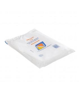 1 kilo de Bolsas de plástico Transparente 18x25 cm.