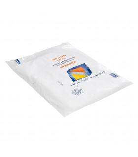 1,5 kilos de Bolsas de plástico Transparente 27x35 cm.