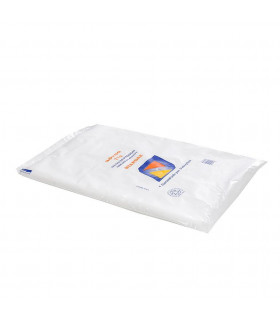 3 kilos de Bolsas de plástico Transparente 35x50 cm.