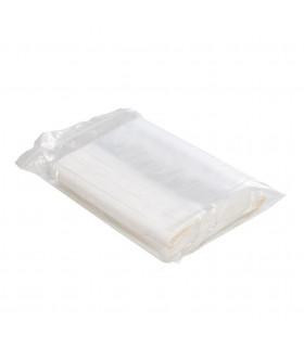 Bolsas Cierre Hermético ZIP con banda para escribir 100x150 mm. Paquete de 100 uds.