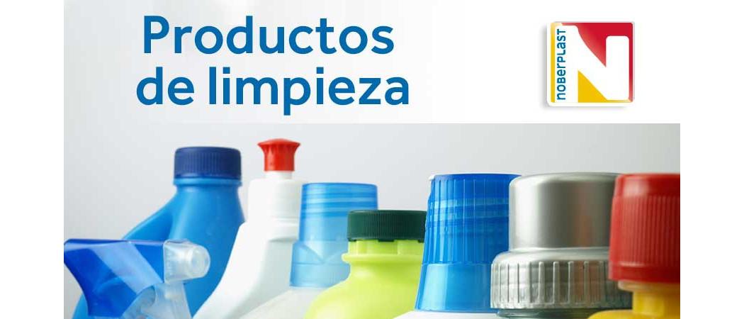 Productos de limpieza: tipos y reciclaje