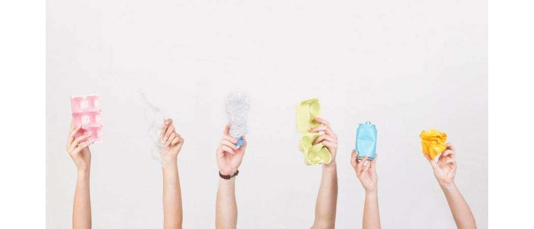 ¿Qué cosas se pueden reciclar?