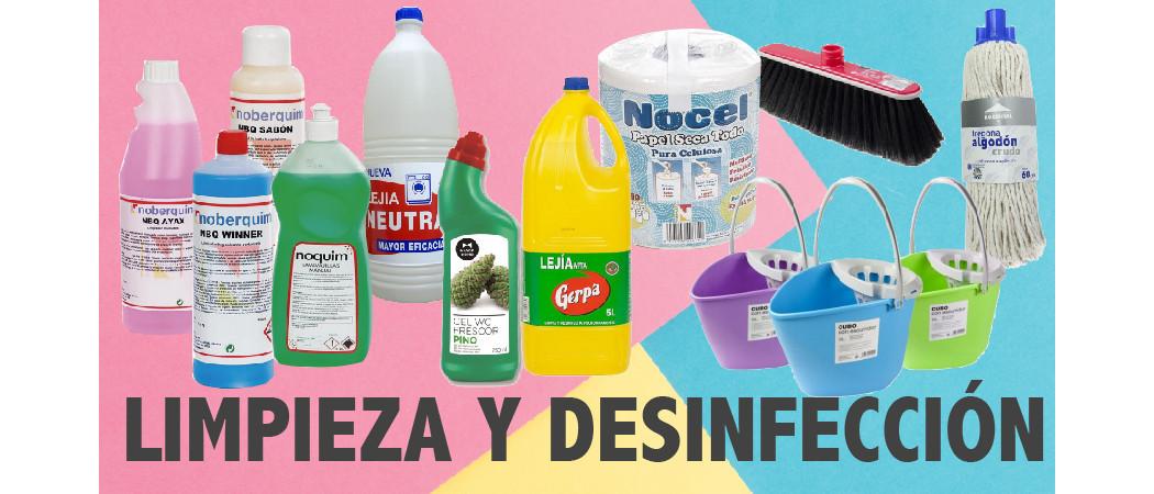 ¿Limpias correctamente?  Usa productos y herramientas específicos y eficaces.