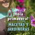 LLENA TU CASA DE FLORES EN PRIMAVERA  con las macetas y jardineras de Noberplast