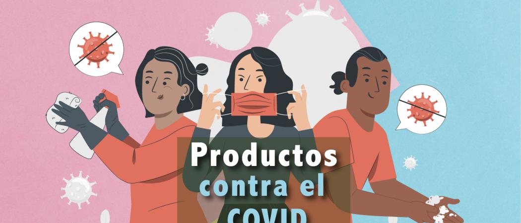 PRODUCTOS CONTRA EL COVID